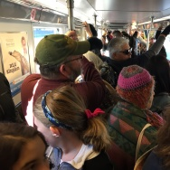 Women's March and Metro