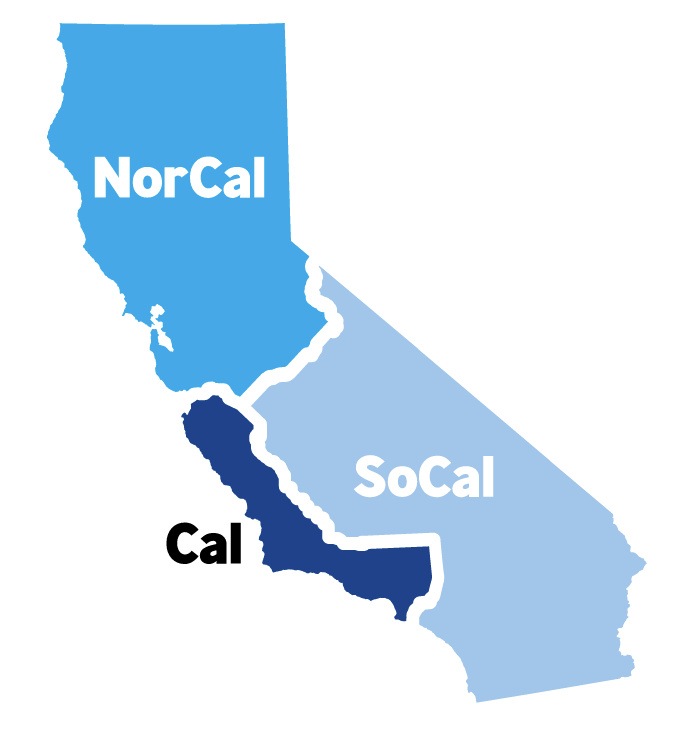 Billionaire venture capitalist Tim Draper has a new proposal to split up The Golden State, this time with a proposal to divide the nation's most populous state into three states.