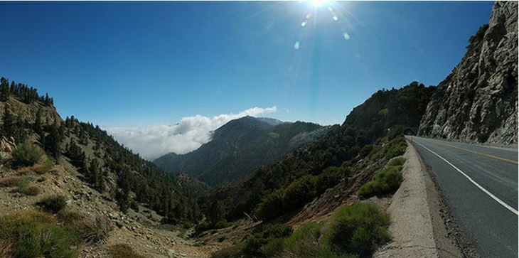 ANGELES CREST HIGHWAY