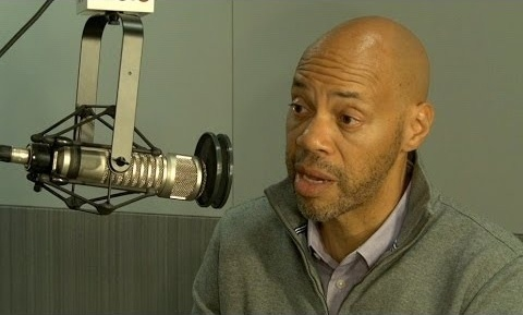 John Ridley with John Rabe
