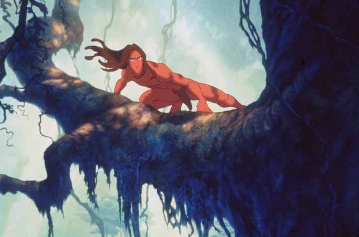 The New Animated Movie Tarzan