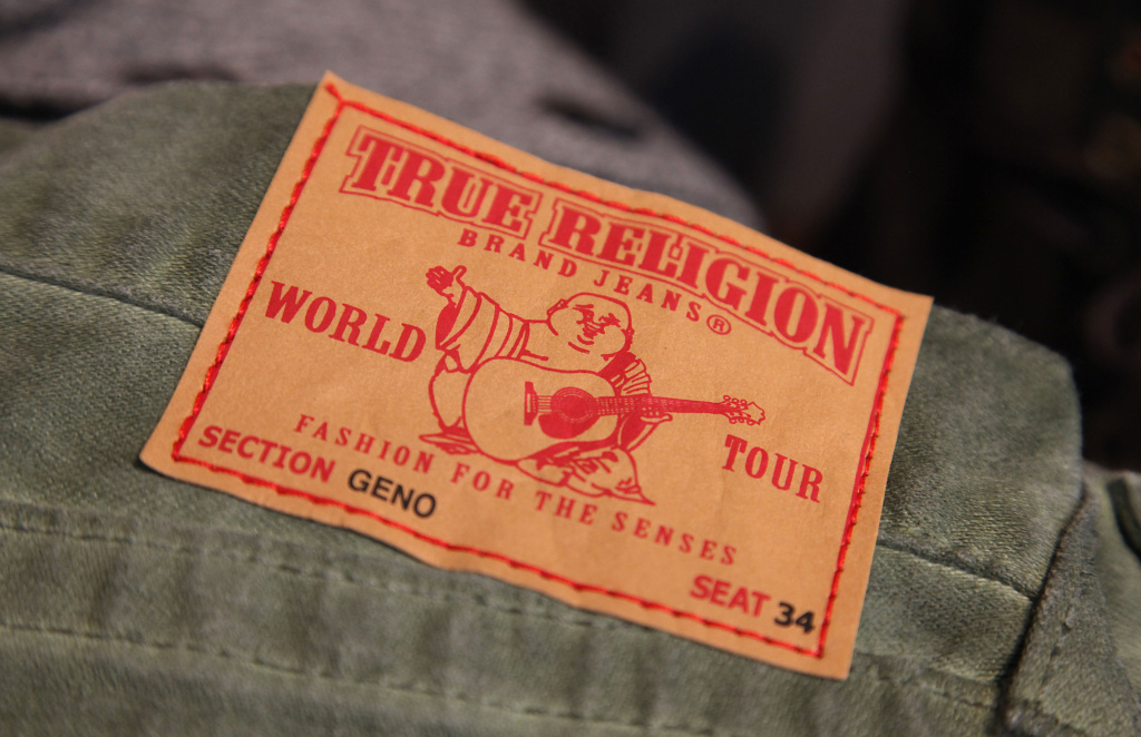 Two CEOs of sewing companies that subcontract with True Religion have been arrested on fraud charges. The clothing company is not suspected of any wrongdoing.