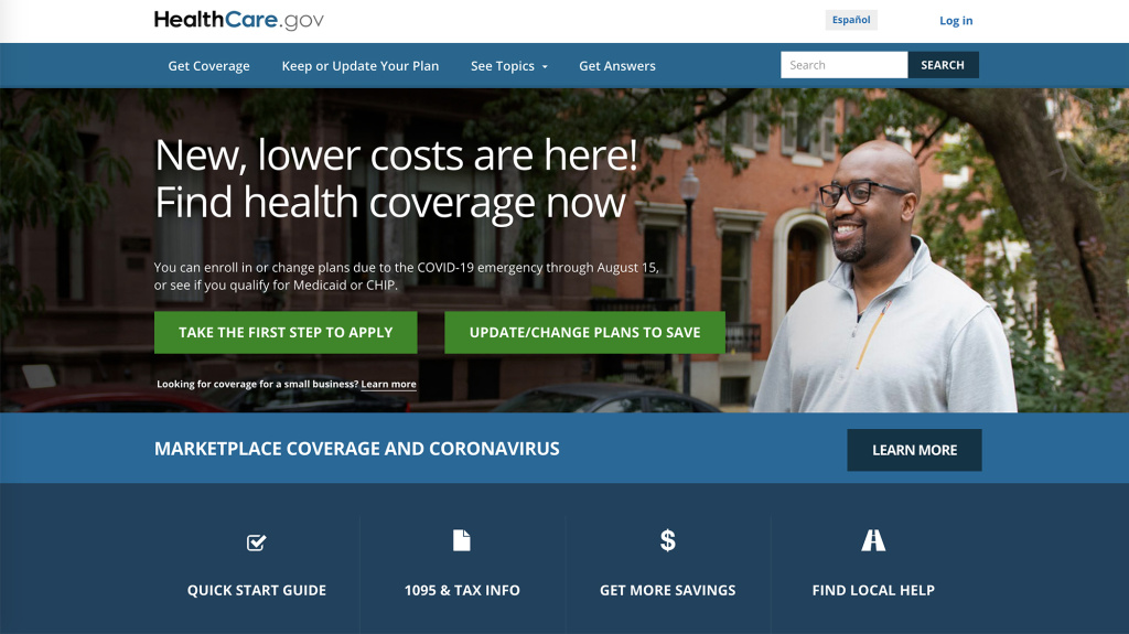 The Biden administration has opened up enrollment on all Affordable Care Act marketplaces, including on the federal insurance exchange, <a href=