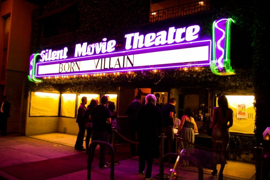Actors attend a screening at the Silent Movie Theater on Aug. 28, 2011 in Los Angeles.