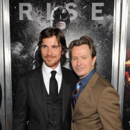 """The Dark Knight Rises"" New York Premiere - Inside Arrivals"