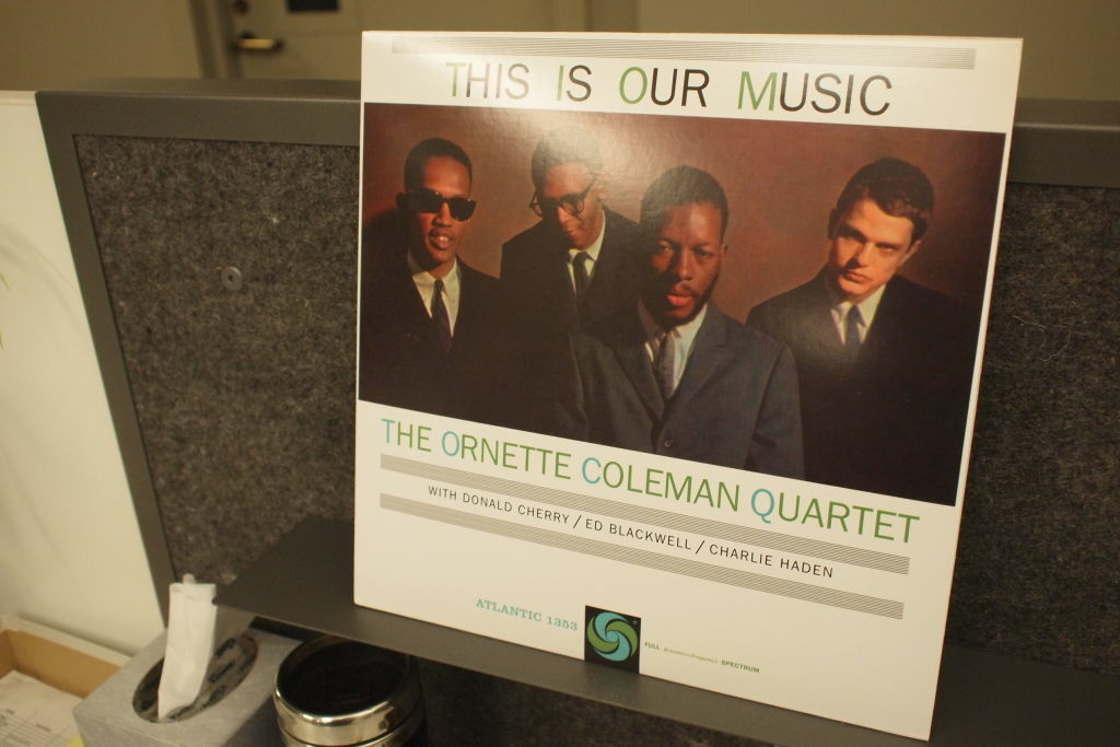 This is Our Music by the Ornette Coleman Quartet