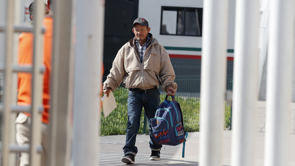 In late January, Carlos Catarldo Gomez of Honduras was the first person returned to Mexico to wait for his asylum trial date. The Trump administration announced on Tuesday that this program, dubbed 'Migrant Protection Protocols,' will expand from San Diego to Calexico, Calif.