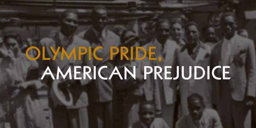 'Olympic Pride, American Prejudice'