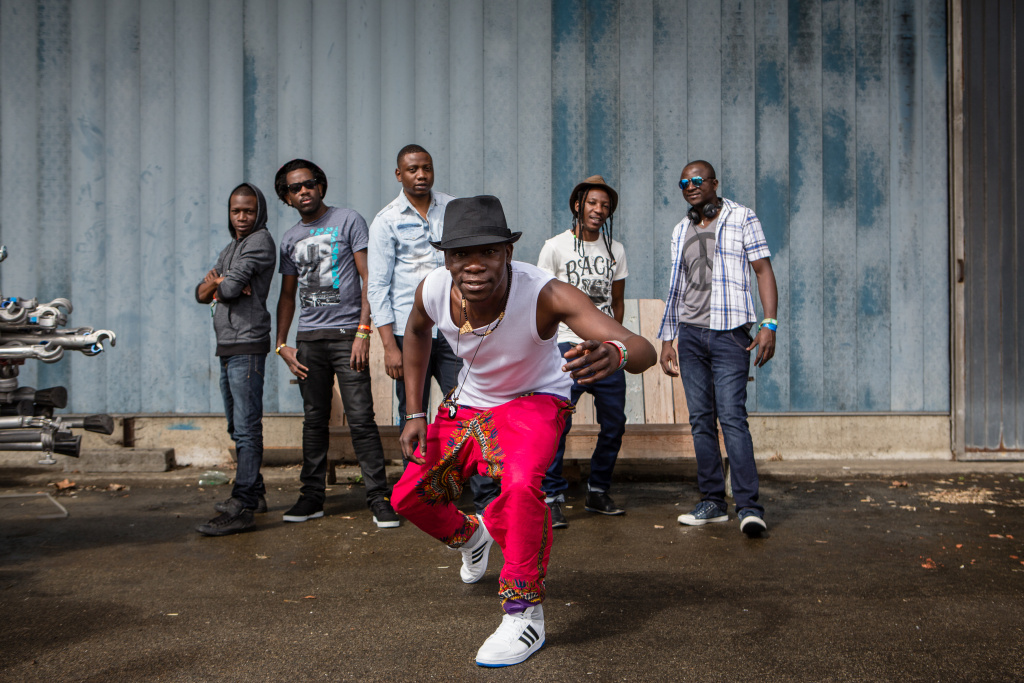 The band Mokoomba.
