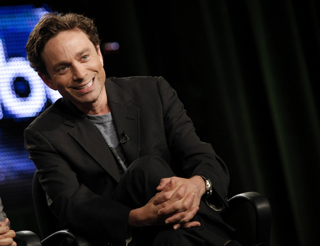 Actor Chris Kattan discusses his new television series