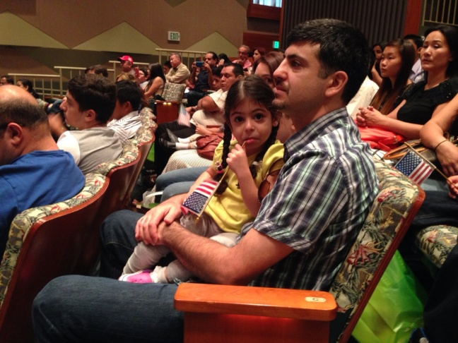 Kids naturalization
