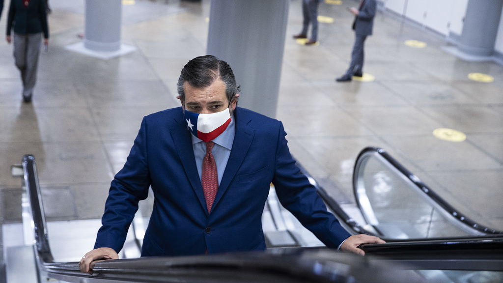 Sen. Ted Cruz of Texas, pictured at the U.S. Capitol on Dec., is among the Republican lawmakers planning to object to Congress' tally of the Electoral College votes on Wednesday.