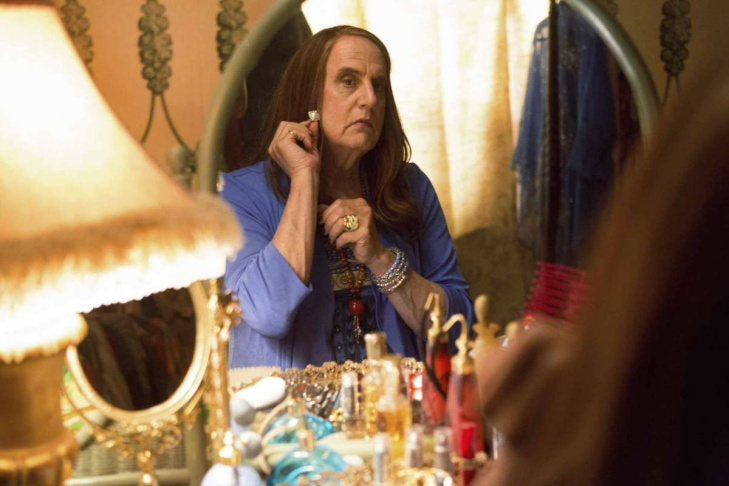 Jeffrey Tambor as Maura in Amazon's hit TV show