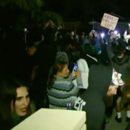 Anaheim protest shooting