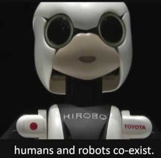 On August 4, 2013, Toyota's jointly developed robot astronaut, Kirobo, will blast off from Tanegashima Space Centre, heading for the International Space Station. Kirobo will take part in the first-ever human-robot conversation experiment in space when Commander Koichi Wakata arrives on Expedition 38 in November-December.