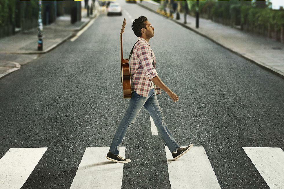 Himesh Patel stars as a struggling musician in
