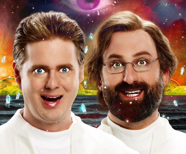 The Frame | The truth behind Tim and Eric's 'Zone Theory' | 89.3 KPCC