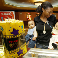 Reel Moms and Babies See Movies In New York