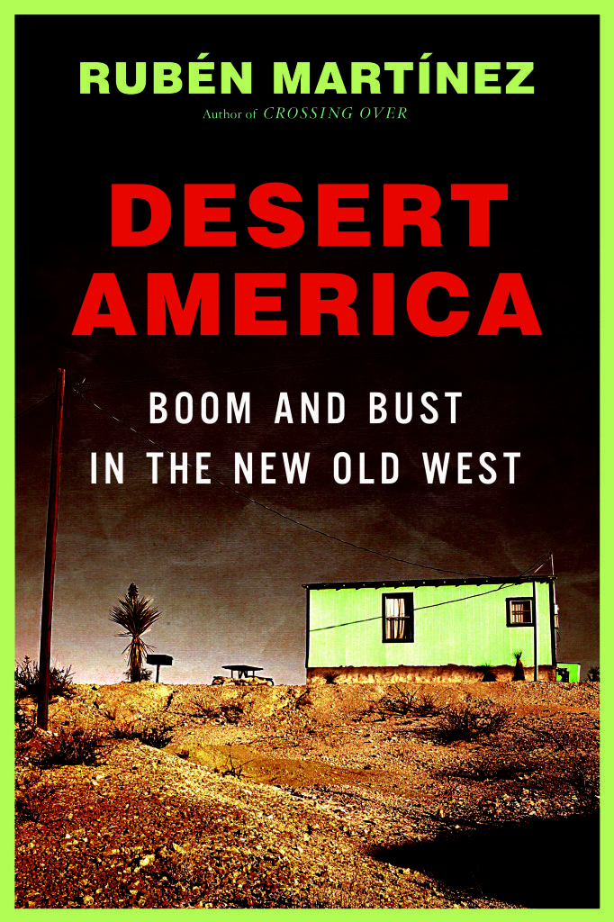 Cover of Ruben Martinez's book