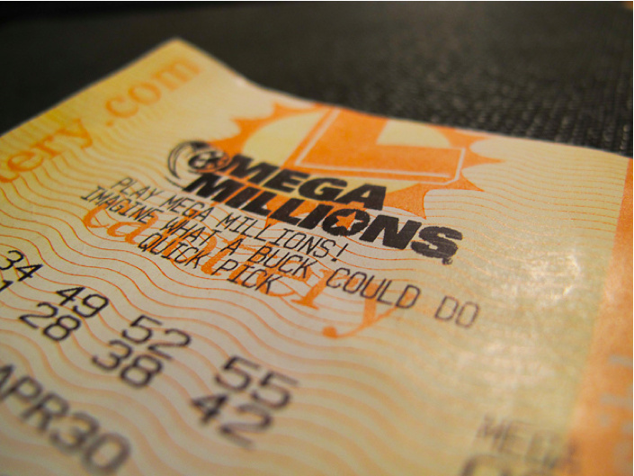 File photo: California Lottery officials say the second of two winners of the $636 million Mega Millions jackpot has come forward to claim the prize.