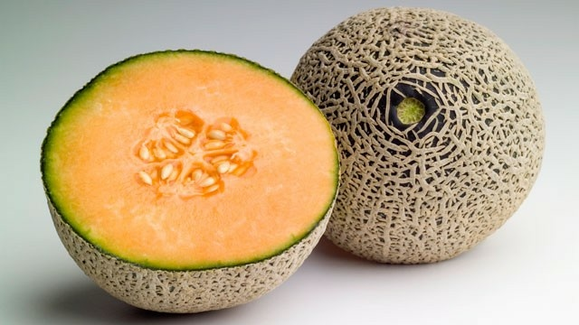 Cantaloupes, the latest protest weapon in the immigration reform battle.