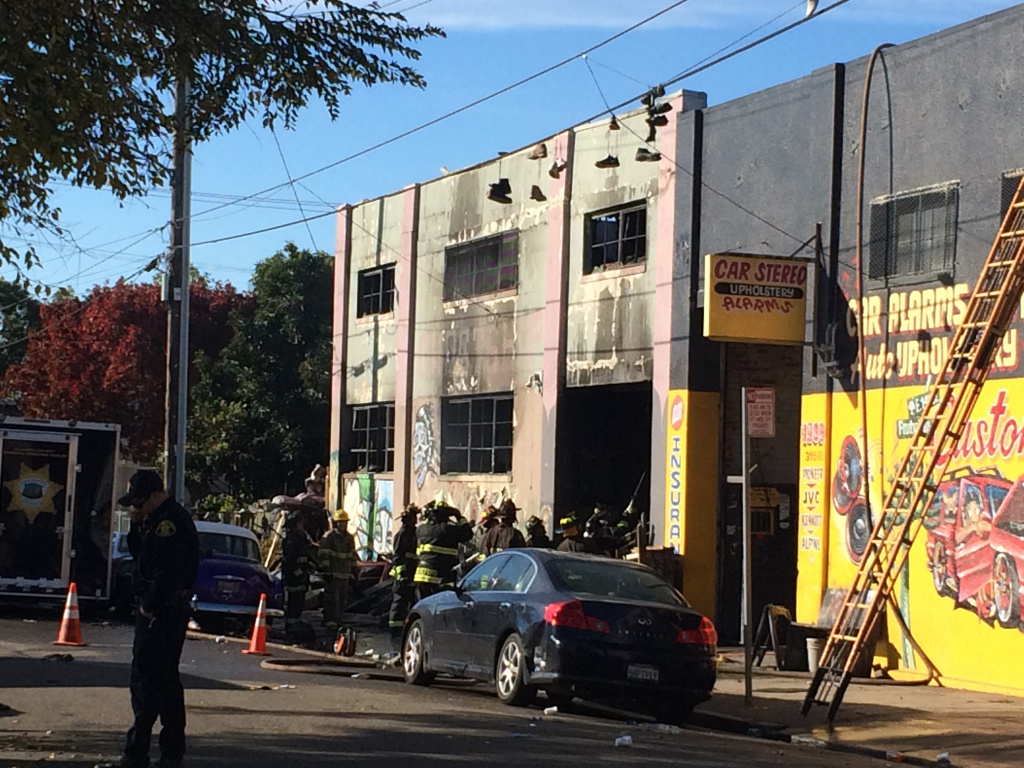 Victims identified in Oakland warehouse fire