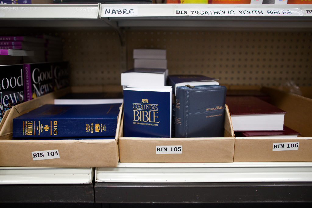 is california banning the bible