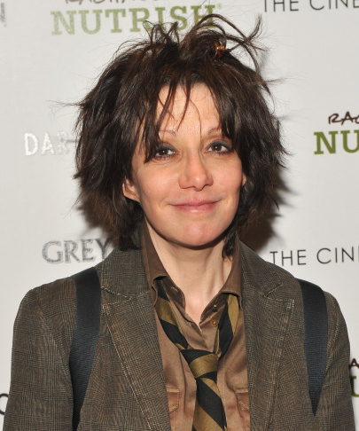 Director Amy Heckerling, April 9, 2012, New York City.