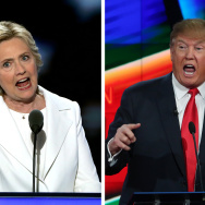 Up to 100 million people are expected to watch Hilary Clinton and Donald Trump square off.