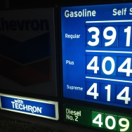 Gasoline Prices Dropping in Calif.