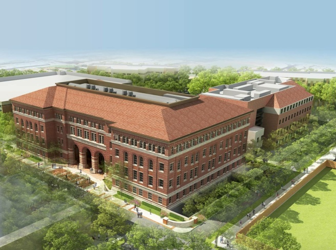 Dr. Gary K. Michelson has donated $50 million to the University of Southern California to fund a bioscience center.