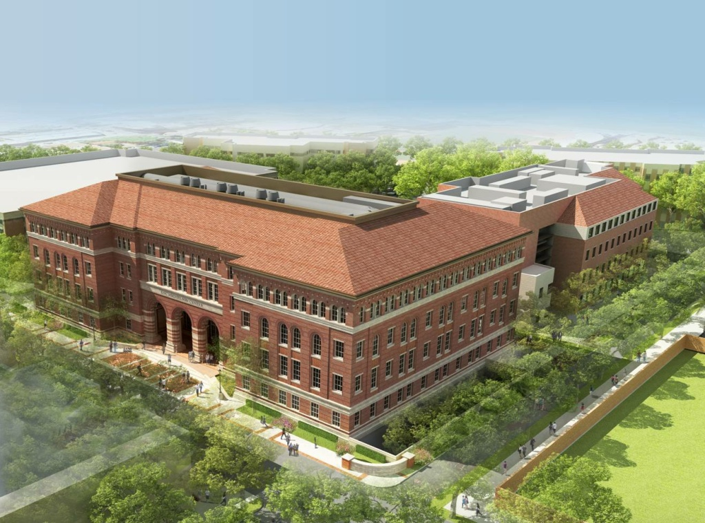 Slideshow: USC receives $50M gift to fund bioscience building ...