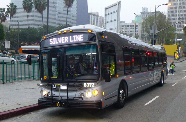 Metro plans to electrify the Orange and Silver lines first as part of its plan to switch its entire fleet of 2,200 buses to zero-emissions technology by 2030.