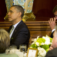 Boehner Hosts President, Biden, And Irish Prime Minister For Friends Of Ireland Luncheon