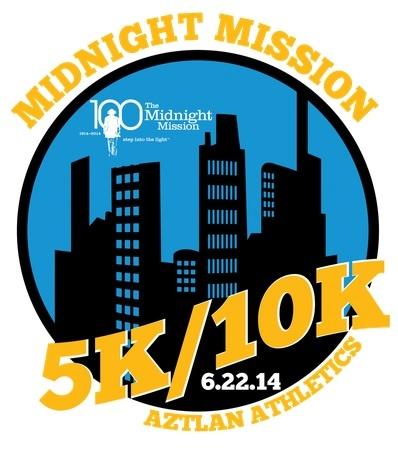 The Midnight Mission 5K/10K Run/Walk 2014