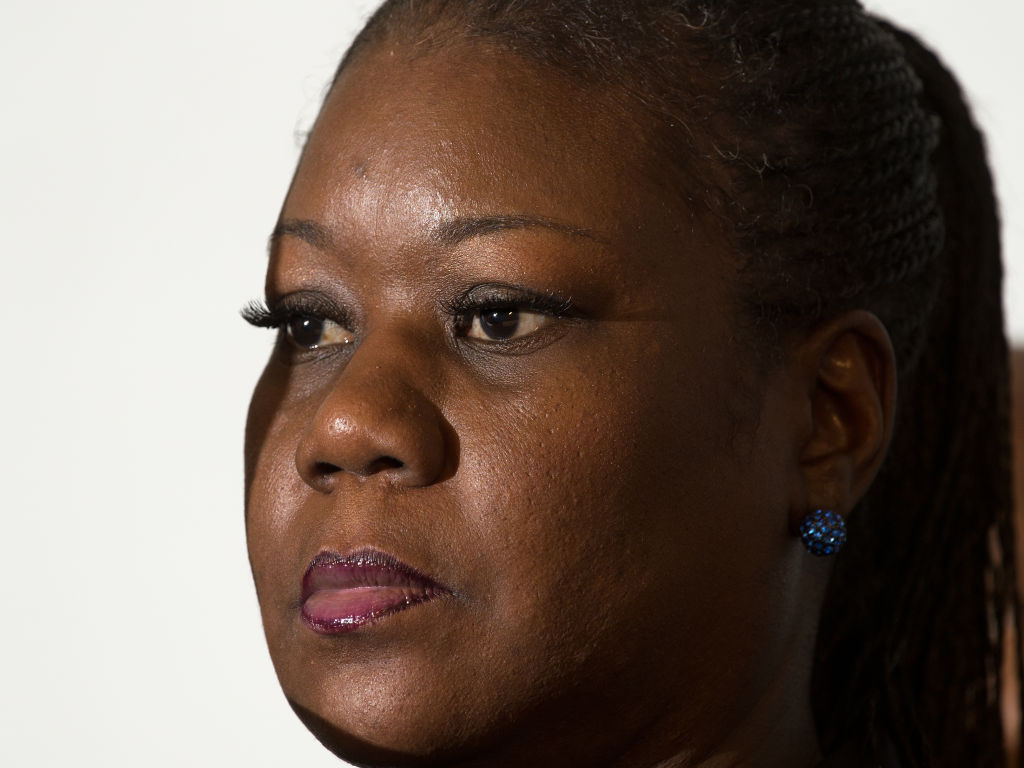 Sybrina Fulton, mother of Trayvon Martin.