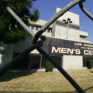 The Men's Central Jail in downtown Los A