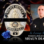 Pomona SWAT Officer Shaun Diamon