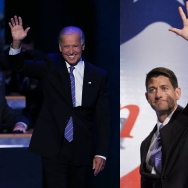 Vice President Joe Biden and Vice Presidential Candidate Paul Ryan