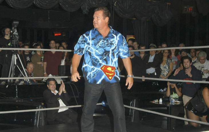 Wrestler Jerry