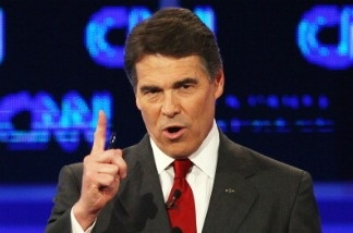 GOP Presidential Candidate Rick Perry