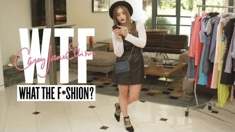 LA Made Me This Way! | WHAT THE F*SHION? Episode 1