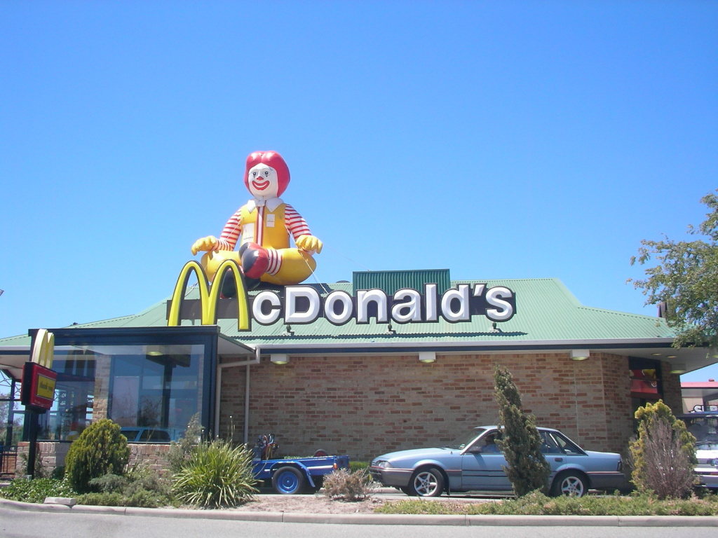 Could guidelines for how food is marketed to children lead to Ronald McDonald's demise?