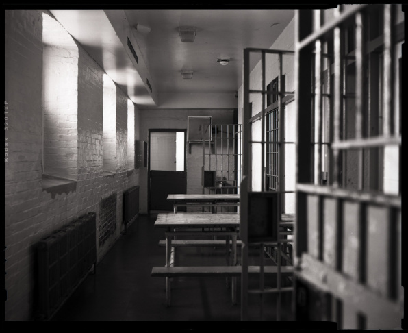 jail prison bars
