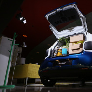 Daimler Presents New Smart Cars