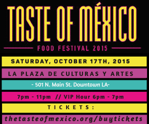 The 5th Annual Taste of Mexico Food Festival 2015
