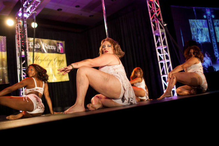 Pole Dancing Convention