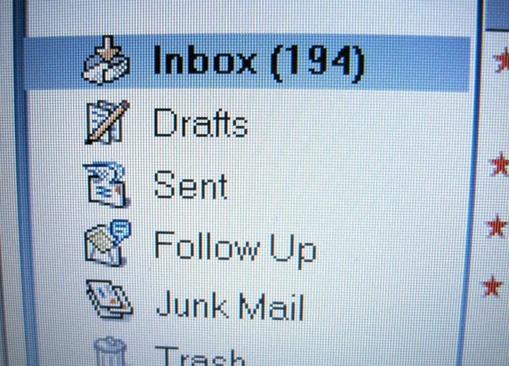 Is this a lot of email in your inbox?