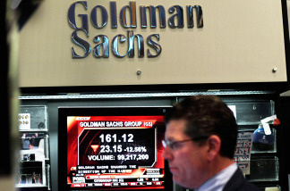 The SEC is going after Goldman Sachs