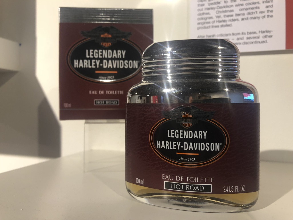 This Harley-Davidson fragrance was deemed a flop by consumers, as well as the Museum of Failure.